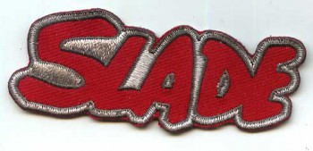 SLADE PATCH red