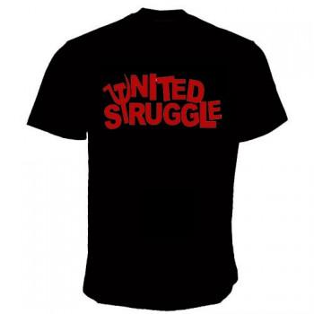 UNITED STRUGGLE LOGO T-SHIRT