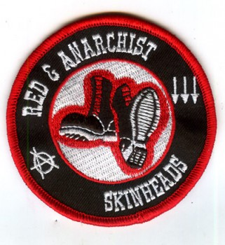 RASH BOOTS PATCH