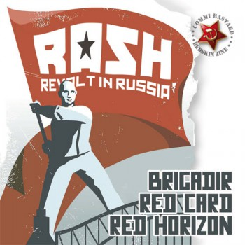 RASH REVOLT IN RUSSIA CD