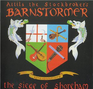 BARNSTORMER THE SIEGE OF SHOREHAM CD