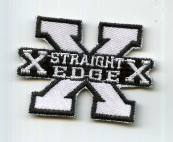 STRAIGHT EDGE X PATCH