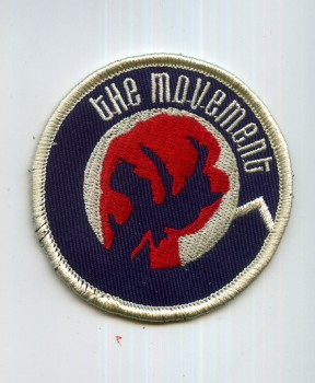 MOVEMENT PATCH