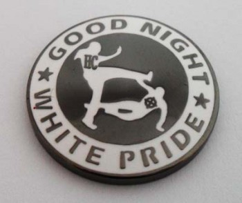 GOOD NIGHT WHITE PRIDE MAGNET