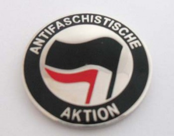 AFA BLACK/RED MAGNET