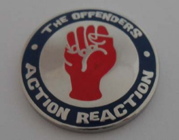 OFFENDERS ACTION REACTION MAGNET
