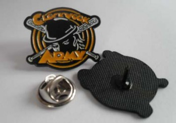 CLOCKWORK ARMY PIN