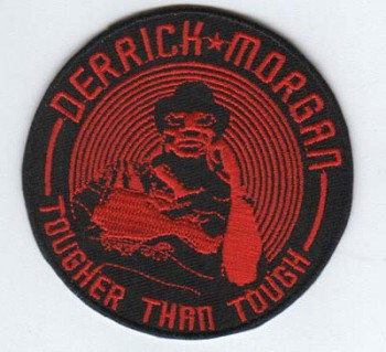 DERRICK MORGAN RED PATCH