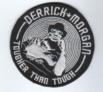 DERRICK MORGAN WHITE PATCH