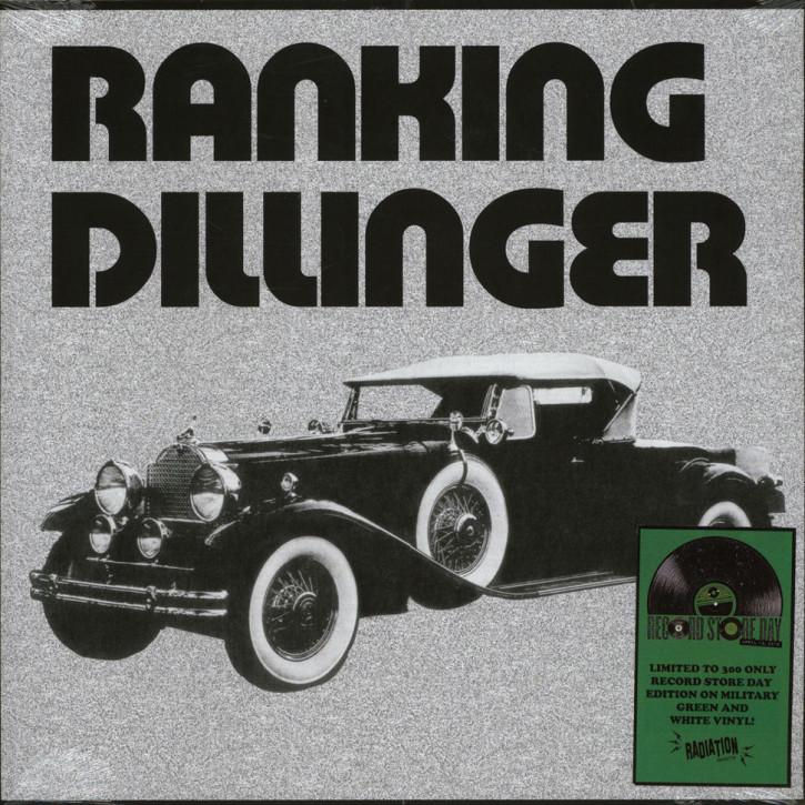 Dillinger - Ranking Dillinger None Stop Disco Style (LP, limited SPLATTER vinyl)