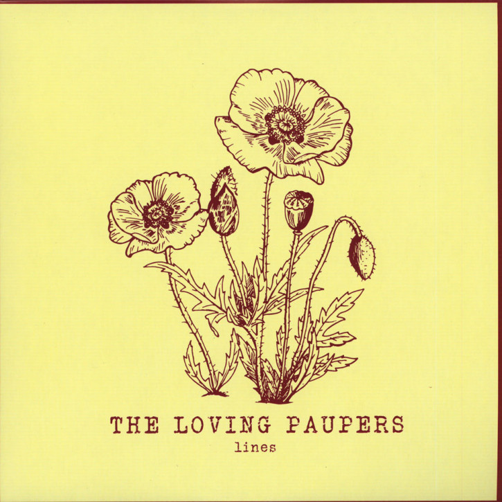 The Loving Paupers - Lines LP