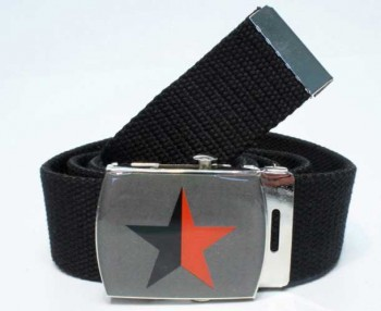 RED/BLACK STAR BELT