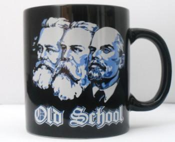 OLD SCHOOL KAFFEEBECHER