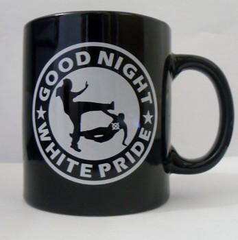 GOOD NIGHT WHITE PRIDE KAFFEEBECHER