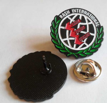 RASH INTERNATIONAL PIN