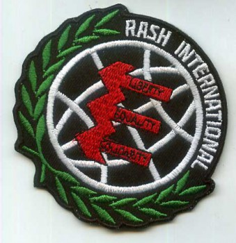 RASH INTERNATIONAL PATCH