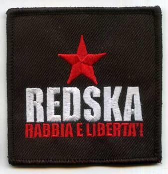 REDSKA RABBIA PATCH