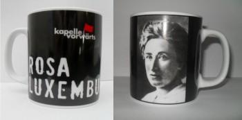 ROSA LUXEMBURG (KAPELLE VORWÄRTS) KAFFEEBECHER