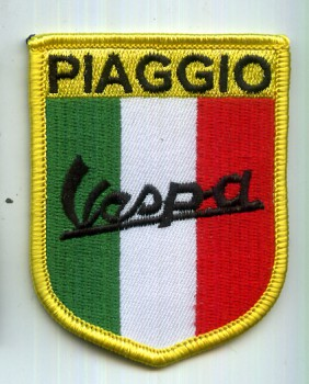 VESPA ITALIA PATCH