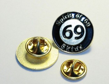SPIRIT OF 69 SKINS PIN