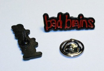 BAD BRAINS RED PIN