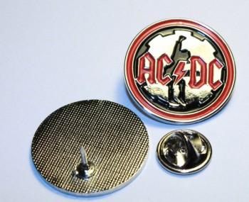 ACDC ROUND PIN