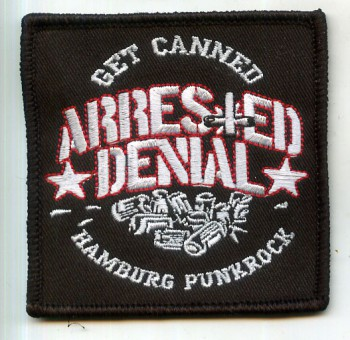 ARRESTED DENIAL PATCH