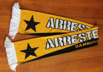 ARRESTED DENIAL GET CANNED SCARF