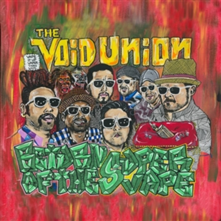 Void Union Return Of The Supervape LP