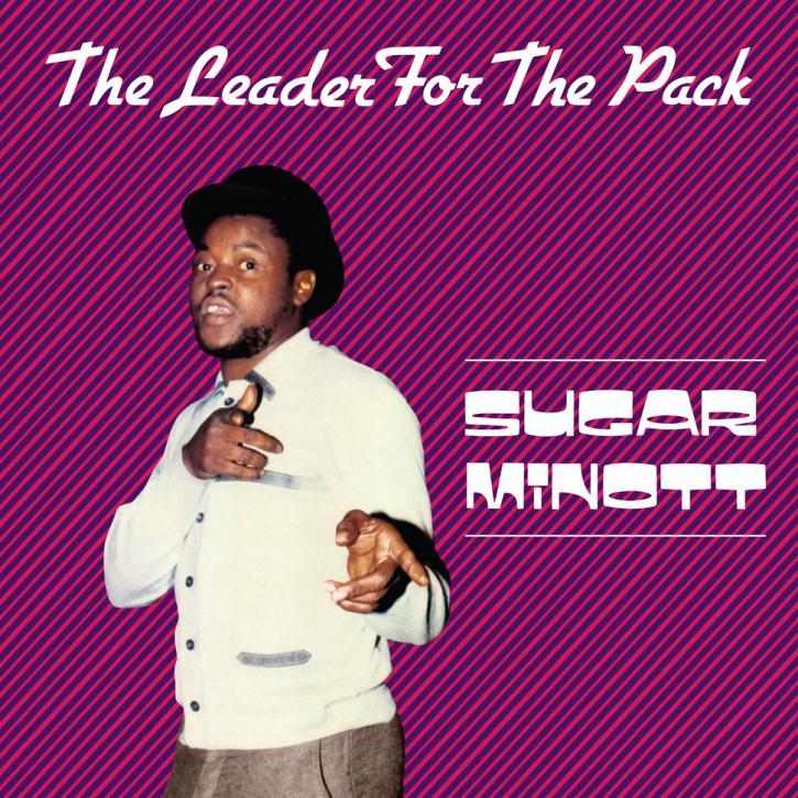 Sugar Minott Leader For The Pack LP