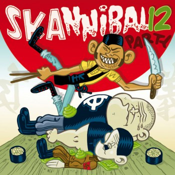 V/A SKANNIBAL PARTY VOL.12 CD
