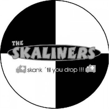 THE SKALINERS - Black/White
