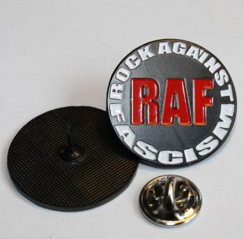 ROCK AGAINST FASCISM PIN