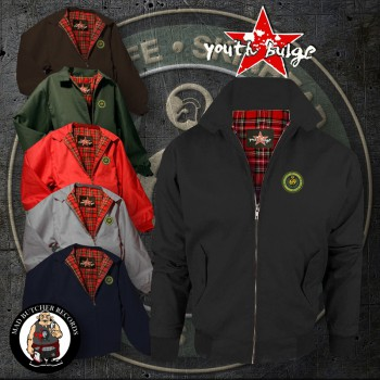 HARRINGTON JACKET SKINHEAD A WAY OF LIFE