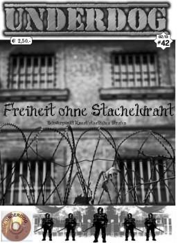 UNDERDOG FANZINE No42 inkl.CD