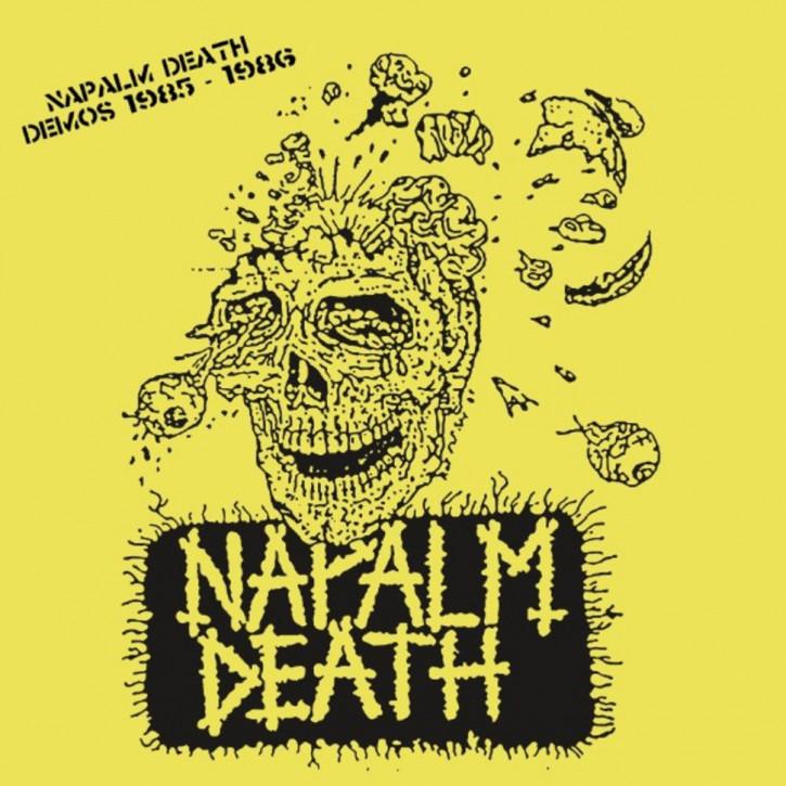 Napalm Death Demos 1985-1986 LP