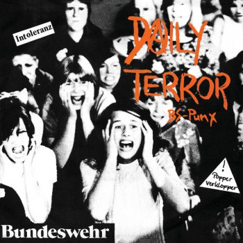 DAILY TERROR BS PUNX EP