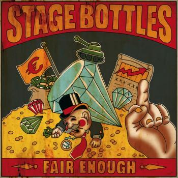 STAGE BOTTLES FAIR ENOUGH CD