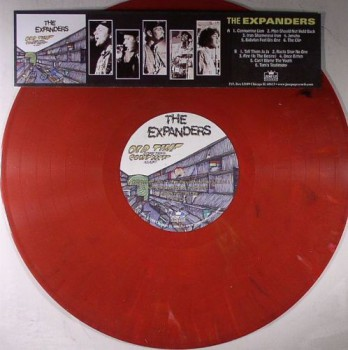 EXPANDERS, The - Old Time Something Come Back Again!! LP