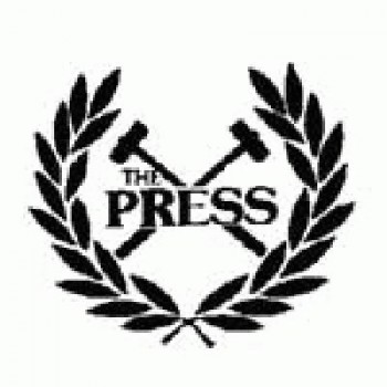 THE PRESS - Logo