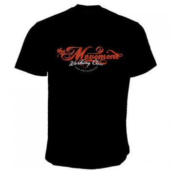 THE MOVEMENT WORKING CLASS T-SHIRT