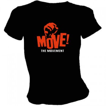 THE MOVEMENT MOVE GIRLIE SCHWARZ / S