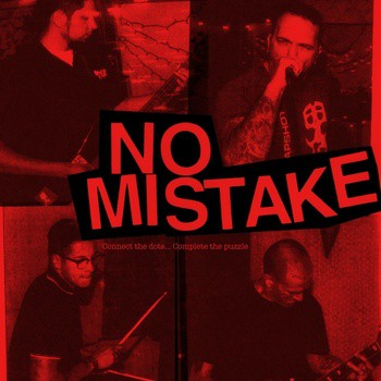 "NO MISTAKE ""Connecting the dots"" 7"" EP"