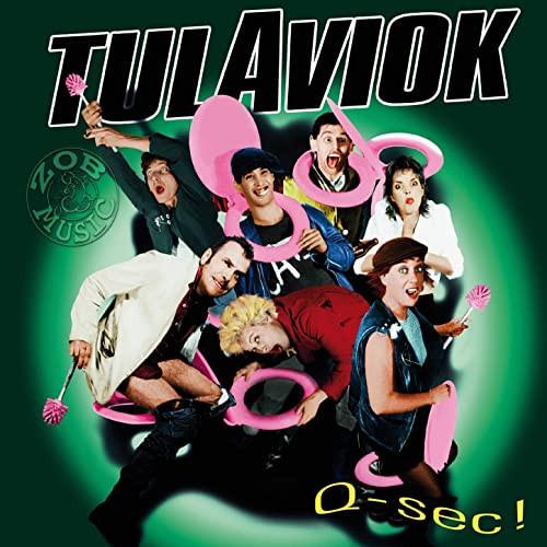 """TULAVIOK """"Q-Sec""""LP"""