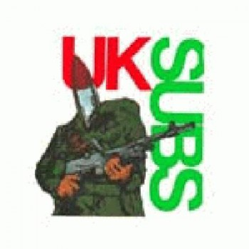 UK SUBS - Soldier