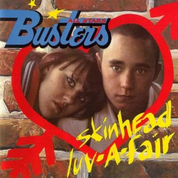 BUSTERS ALL STARS SKINHEAD LUV-A-FAIR LP