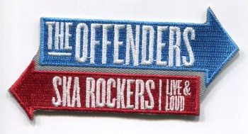 OFFENDERS SKA ROCKERS PATCH