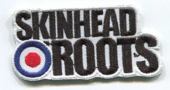 SKINHEAD ROOTS PATCH