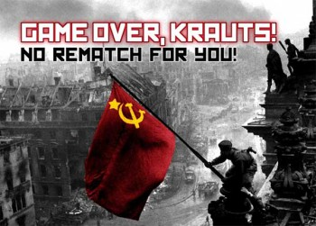 GAME OVER KRAUTS STICKER (10 units)