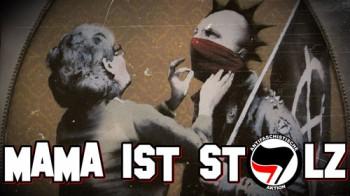 MAMA IST STOLZ STICKER (10 units)